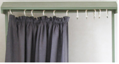 Easy Cotton Linen Curtains