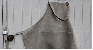 Linen Aprons & Linen Towels