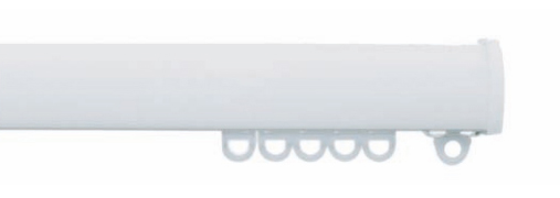 Curtain tracks from Ada & Ina