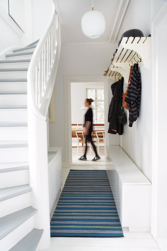 Hallway - Interior design with Fabula Living