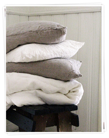 Order Linen Bedding from Ada & Ina Online
