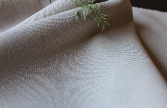 Fire Retardant Linen Fabric for Curtains and Upholstery
